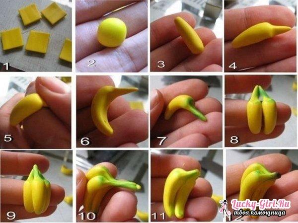 Как сделать еду для кукол? Особенности изготовления еды для кукол из пластилина и полимерной глины