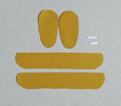 Тапочки из войлока: способы изготовления. Мастер классы разных уровней сложности
