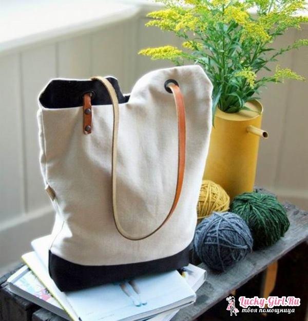 Выкройки сумок. Построение выкройки и пошив различных фасонов сумки