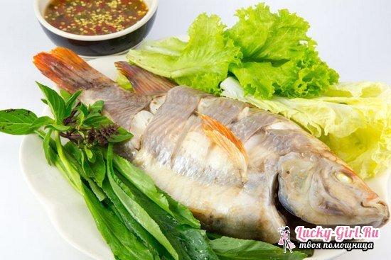Телапия или тилапия  как правильно, что это за рыба? Польза и вред, калорийность, приготовление