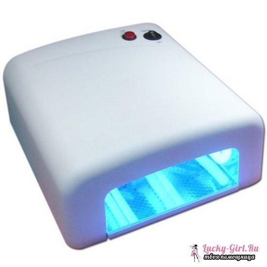Лампа для сушки ногтей в домашних условиях: основные аспекты выбора и отзывы потребителей