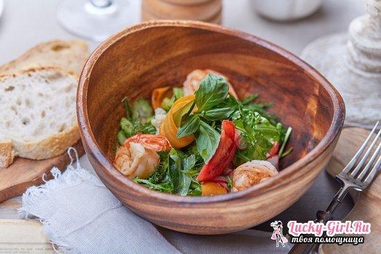 Рецепты приготовления лангустинов в духовке, на гриле и другими способами