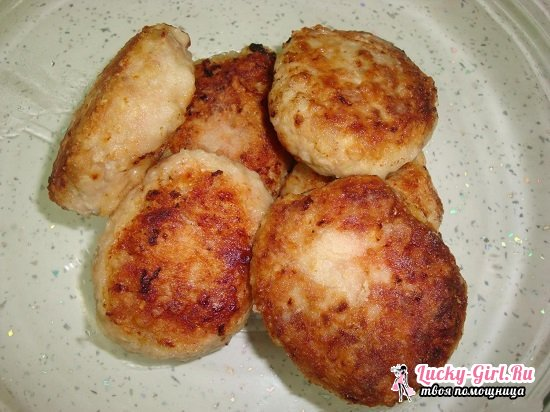 Котлеты с капустой и фаршем: рецепты приготовления на сковороде и в духовке