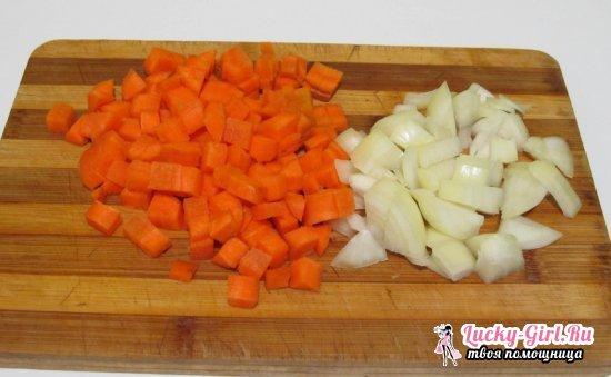 Тушеная свинина с подливкой: рецепты вкусного гуляша