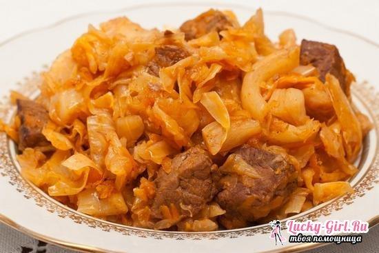 Как потушить капусту в кастрюле: особенности приготовления блюда