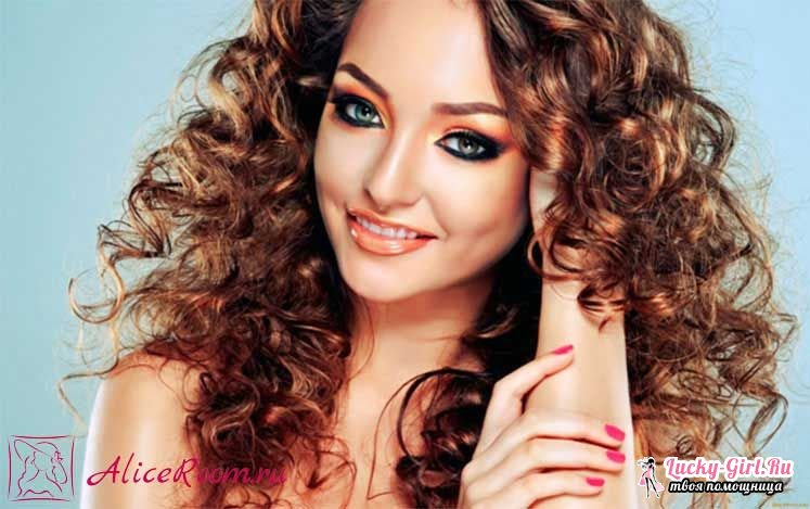 Биозавивка волос уход за волосами