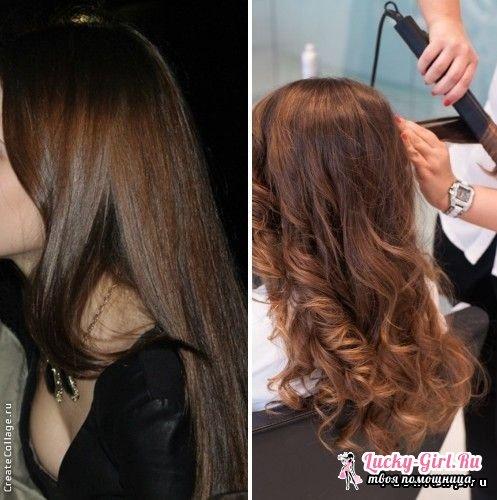 Волосы выпадают и быстро становятся жирными Ведь частое применение гребня способствует