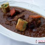 Гуляш из печени говяжьей с подливкой: рецепты