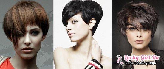 Стрижка шапочка на короткие волосы: технология создания и рекомендации по укладке