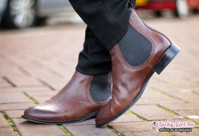 Ботинки: с чем носить и сочетать? С чем носить ботинки в зависимости от цвета, фасона, сезона