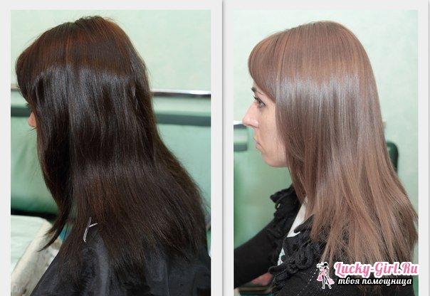 Декапирование волос: все о процедуре. Натуральные средства для декапирования волос