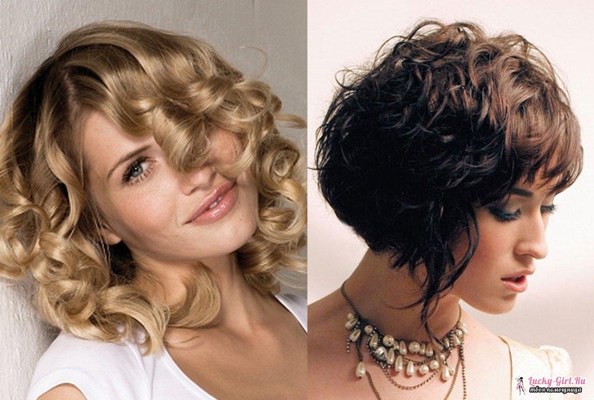 Долговременная укладка волос. Особенности технологии и советы по уходу