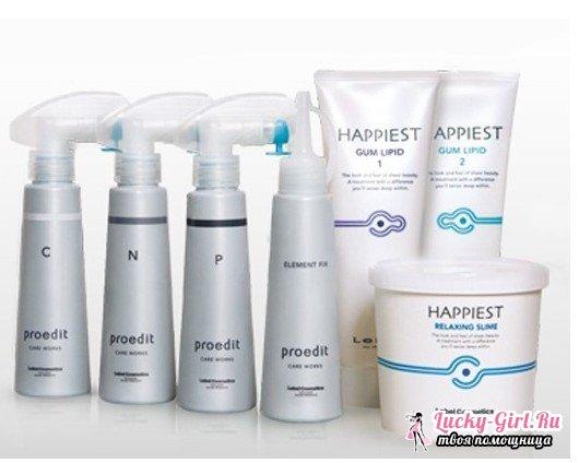 Lebel - счастье для волос. Описание продукции и отзывы потребителей