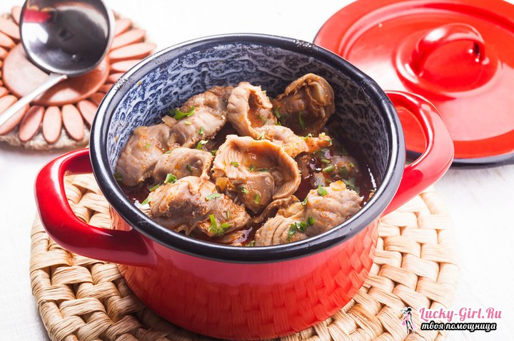 Сколько варить куриные желудки? Суп из куриных желудков: рецепты
