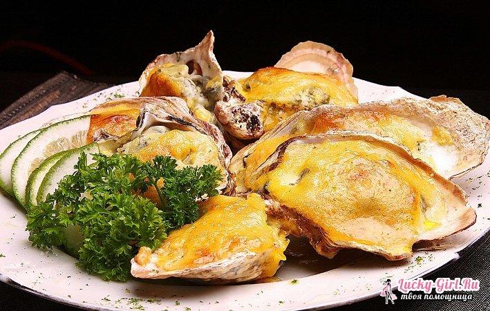 Как едят устрицы? Как приготовить устрицы в домашних условиях?