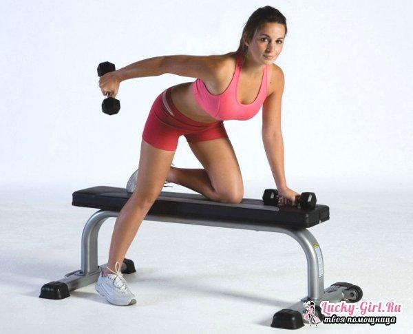 Программа тренировок на рельеф: упражнения и рацион. Тренировка на рельеф для девушек в примерах