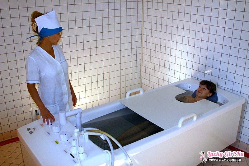 можно ли беременным сероводородные ванны