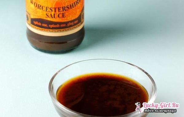 Вустерский соус: где купить?
