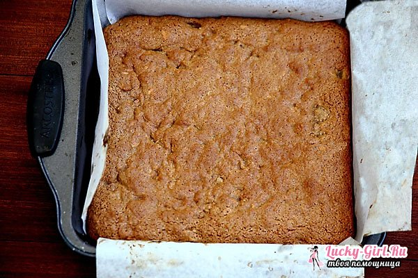 Коврижка: рецепт приготовления. Как приготовить коврижку на кефире?