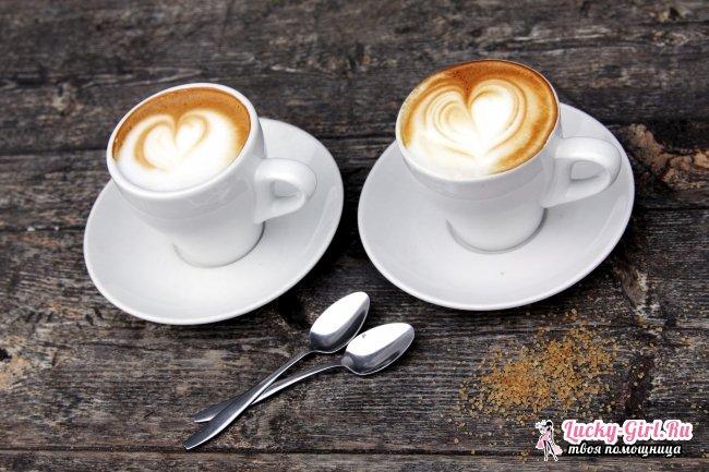Чем отличается латте от капучино: особенности популярных напитков на основе кофе