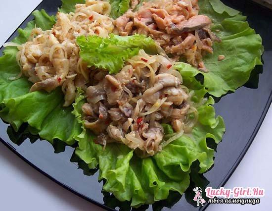 Хе из рыбы  рецепт классический по-корейски, хе из скумбрии и из щуки в домашних условиях