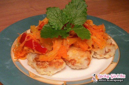 Лимонелла в духовке: полезные свойства рыбы и рецепты приготовления