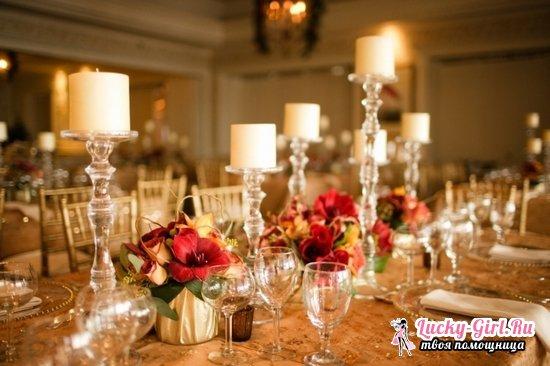 Золотая свадьба: сценарий в домашних условиях, конкурсы