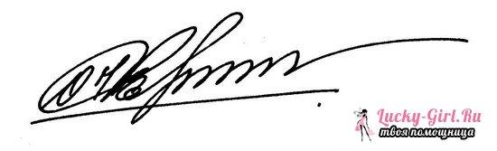 Как придумать подпись: актуальные советы и психологические тонкости
