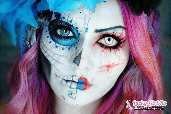 Кем можно быть на Хэллоуин девушке? Образ, одежда, макияж