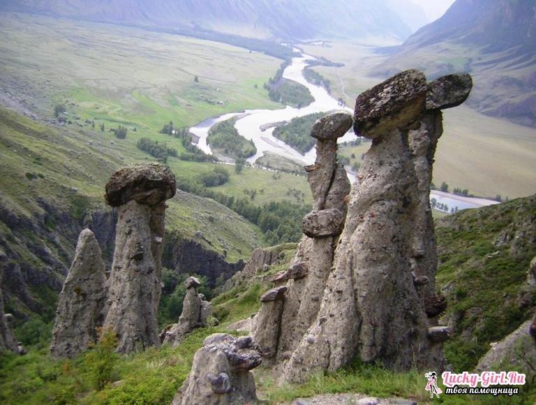 Горный Алтай: куда поехать? Выбор туристического маршрута