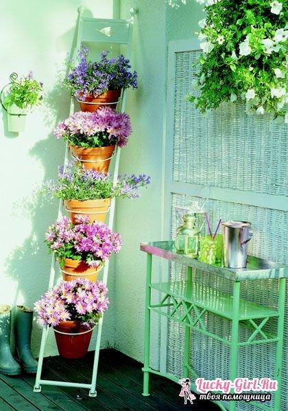Подставка для цветов своими руками: изготовление. Как сделать подставки для цветов на подоконник?