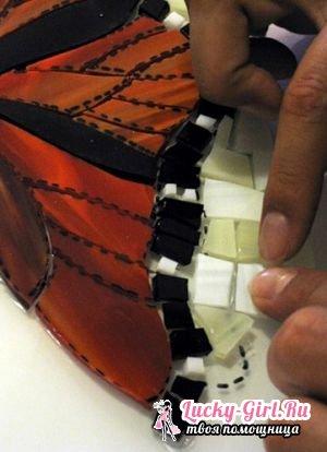 Мозаика своими руками: техника изготовления. Столешница из мозаики своими руками: способы оформления
