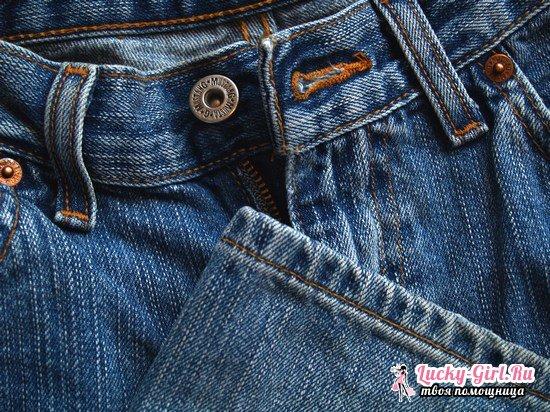 Как сделать джинсовую жилетку своими руками?