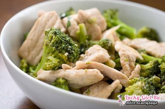Сколько калорий в куриной грудке  вареной, запеченной, в бульоне?