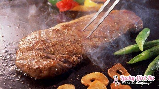 На каком масле лучше жарить картошку, мясо и яичницу?