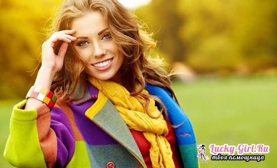 Как завязать платок на шее поверх куртки красиво и стильно?