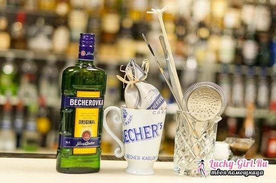 Бехеровка: состав, рецепты приготовления в домашних условиях