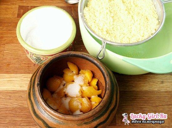 Пшенная каша в горшочке в духовке: рецепты невероятно вкусных и полезных блюд