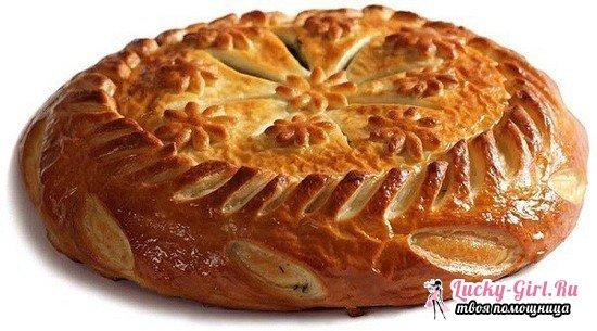 Чем смазать пироги для румяной корочки перед выпечкой, если нет яйца?