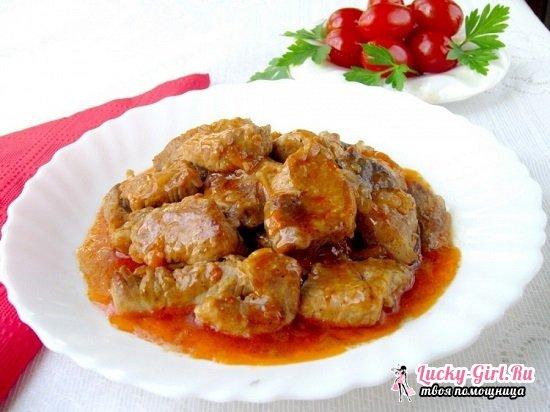 Что приготовить из свиной вырезки быстро и вкусно? Подборка лучших рецептов