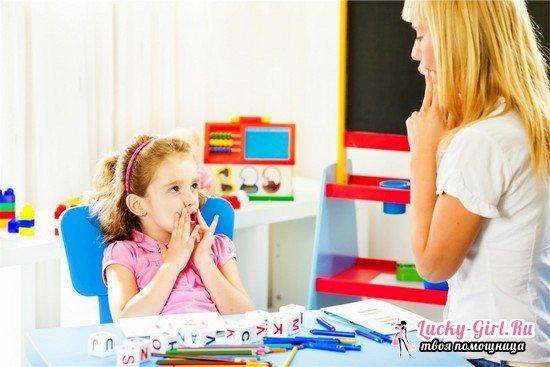 Логопедические стишки и распевки для детей 4-5 лет