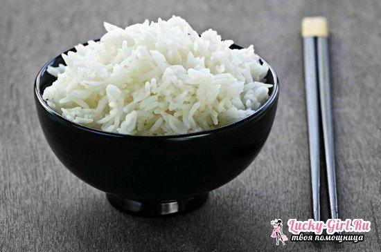 Нужно ли промывать рис перед варкой и после нее и как правильно варить его на гарнир?