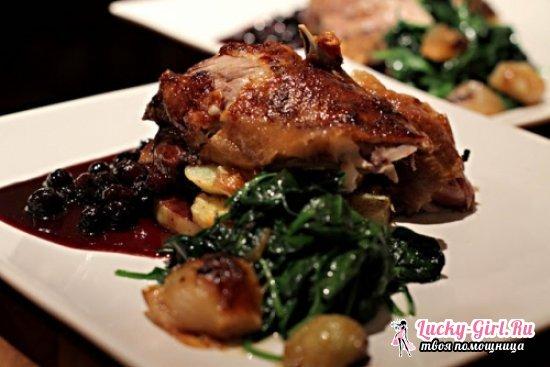 Утка по-пекински: рецепт в домашних условиях. Как приготовить пикантный соус к уточке?
