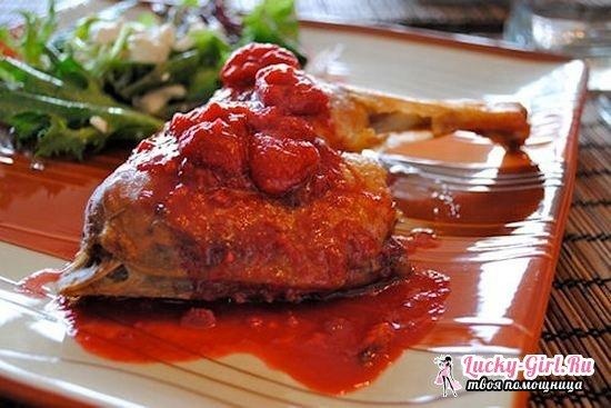 Куриные и утиные окорочка, жаренные на сковороде: рецепты с фото
