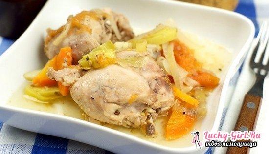 Кролик с картошкой тушеный: рецепты приготовления в кастрюле, казане, духовке и мультиварке