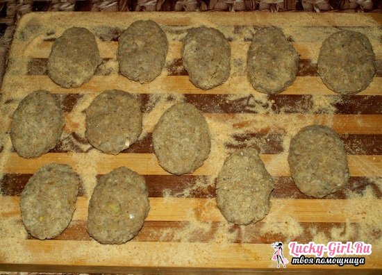 Котлеты из консервов рыбных: лучшие рецепты приготовления с рисом, манкой и картофелем